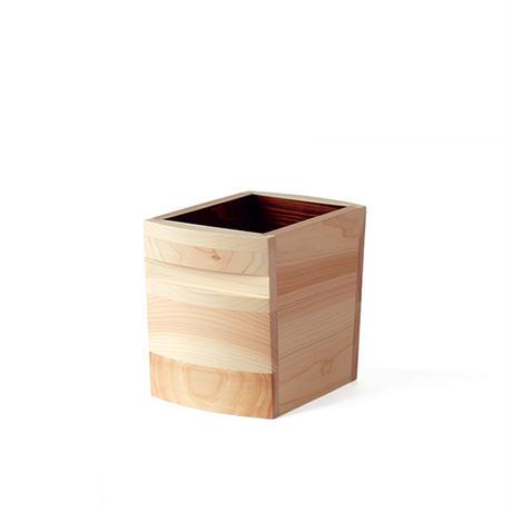 asahineko アイスペール 木器