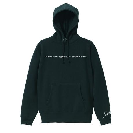 "forte""Message""Pull Over Hoodie&Sweat Pants SET UP(3Color)【セット割引】"