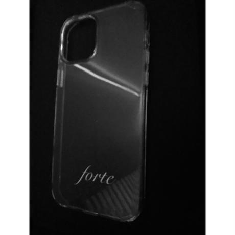 forte iPhone12/12mini/12Pro Clear Case