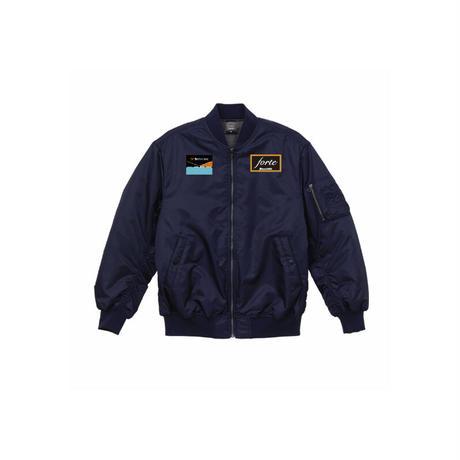 forte Original MA-1 Jacket(Black/Navy/Olive)