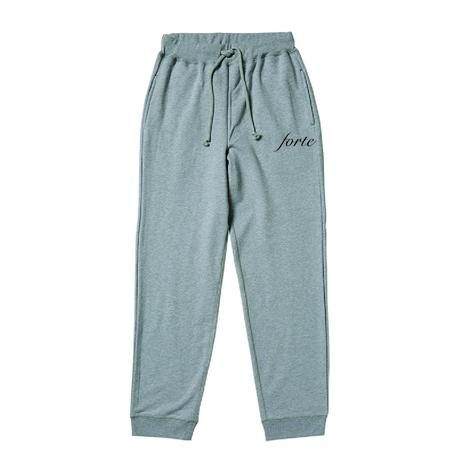 forte Classic Sweat Pants(Gray)