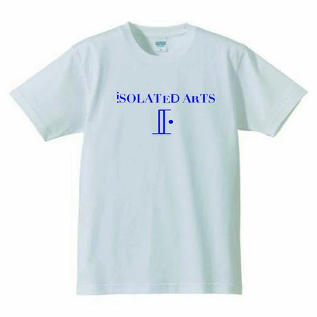 iSOLATED ARTS Standard-Tshirts-White【New Size】