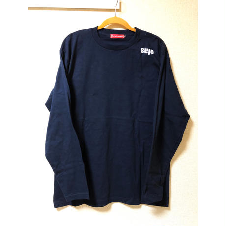 "forte""Sale""Long T-shirts(Navy)"