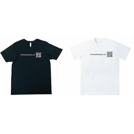 "forte Online Shop ""STAFF"" T-Shirts(White)"
