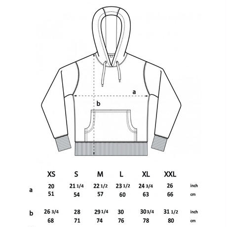 iSOLATED ARTSオーガニックコットンPull Over Hoodie(Gray)