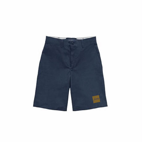 forte custom work half pants(Navy)