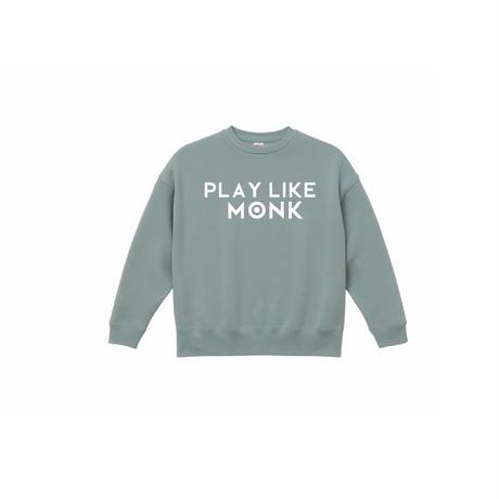 "forte Jazz Series ""MONK"" Oversized Sweatshirts(3Colors)ビッグシルエット"