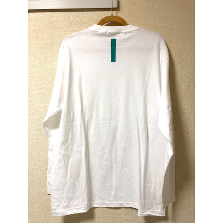 "forte""Sale""Long T-shirts(White)"