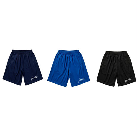forte summer shorts(Navy/Blue/Black)
