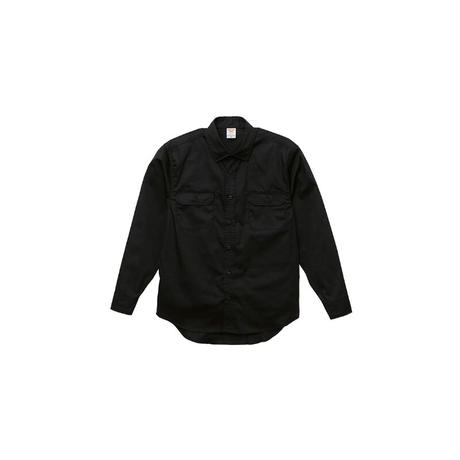 forte Official Work Shirts(White/Black)