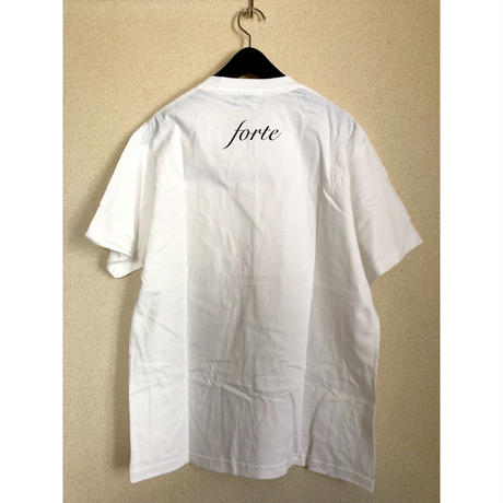 forte 2Pack T-shirts(Denim&White)
