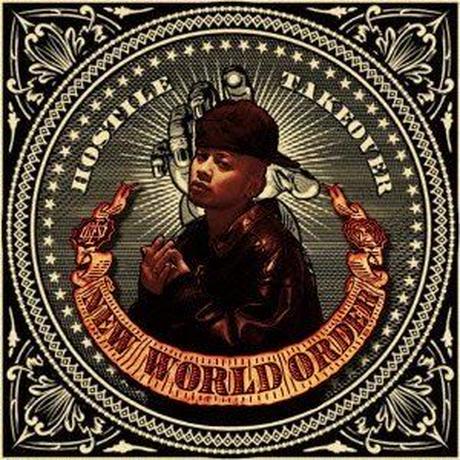 BAN - NEW WORLD ORDER(CD)