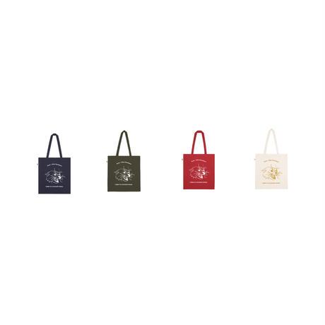 forte×Alice Korotaeva Organic Cotton Tote Bag(4colors)