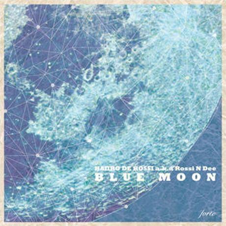 HAIIRO DE ROSSI - BLUE MOON (CD)