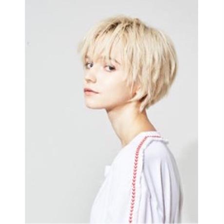 forte×Alice Korotaeva 3rd Collection - Kirin T-Shirts(White)普通シルエット