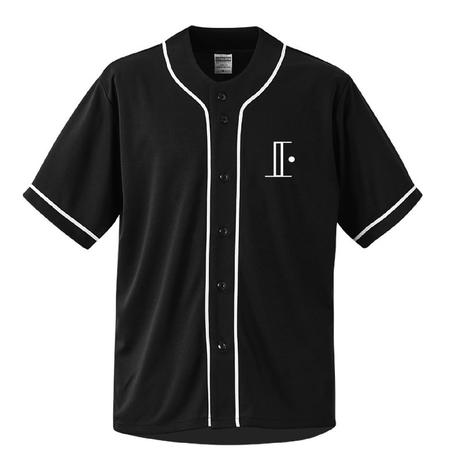 iSOLATED ARTS Baseball Shirts(Black)