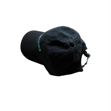 The Time Has Come-Official 6panel CAP(Black)