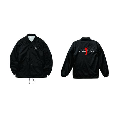 "forte""JAZZMAN""Coach Jacket(Black)"