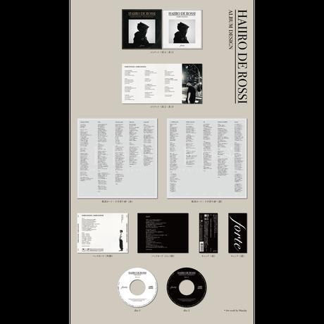 【初回特典付き】HAIIRO DE ROSSI 7th ALBUM『HAIIRO DE ROSSI』(2CD)