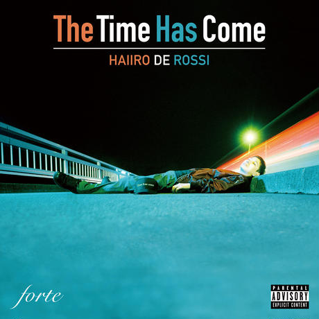 【予約】HAIIRO DE ROSSI / The Time Has Come(LP)【完全限定生産】【forte Online Shop限定予約特典マグネットステッカー】
