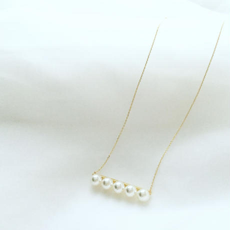 balance pearl necklace Ⅱ