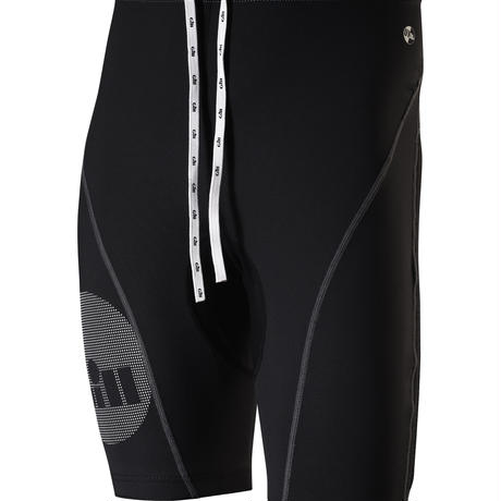 4446J Junior Pro Impact Shorts BlackJL