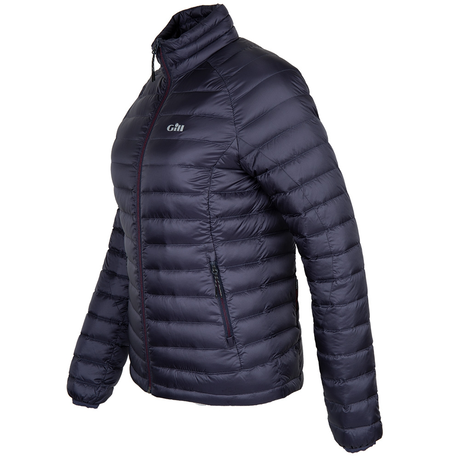 1062W_Women's Hydrophobe Down Jacket  2018