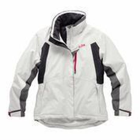 IN92JW Inshore Winter Jacket  Silver/Graphite