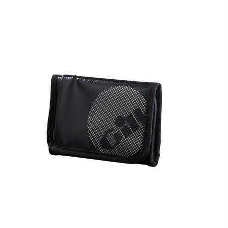 L068_Tri Fold Wallet Jet Black