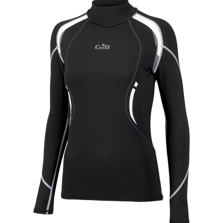4521W Womens Hydrophobe LS Top