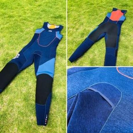 RS16 Race Firecell Skiff Suit  3.5mm