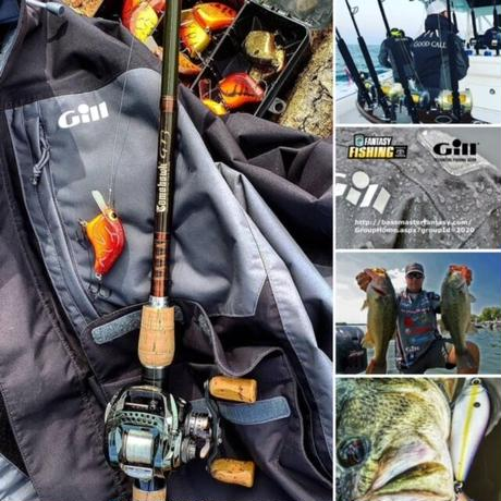 Gill Fishing 2022 秋冬カタログ 受付中‼