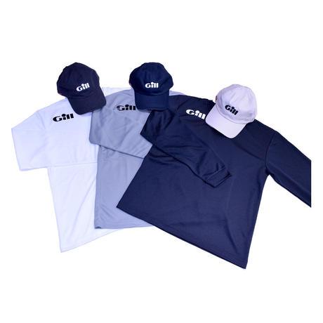 Gill Long Tシャツ ホワイト・ブラック プリント1か所 無料!