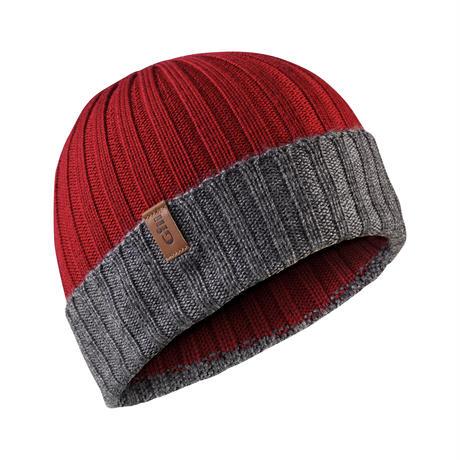 HT33 Wide Rib Knit Beanie