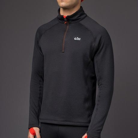 OS Thermal Zip Neck 1081