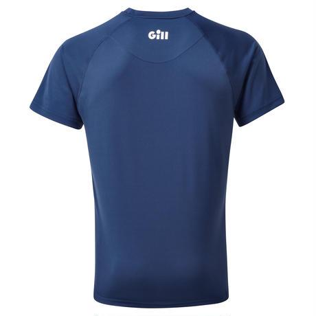 Gill RS36  RACINGTシャツ(ブルー)プリント 1か所 無料!