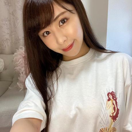 舞花Birthday Tシャツ【メンバーメッセージタグ付き】 ホワイト