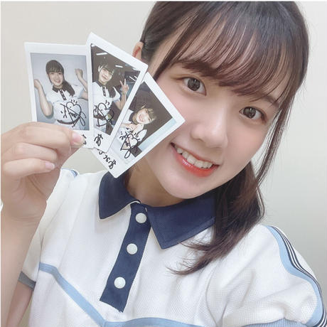 【水野青海】2021年チェキ第5.6弾!スポーティー/純情のアフィリア制服ver2