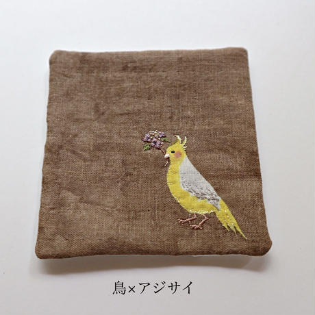 [sonu]コースター 鳥