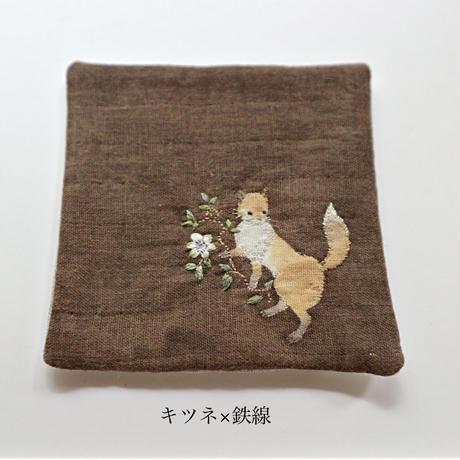 [sonu]コースター キツネ