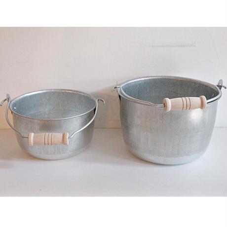 トタン豆バケツ小