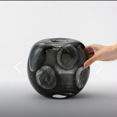 Henry Dean 『Meduse・メデュース』クラゲ模様の墨黒