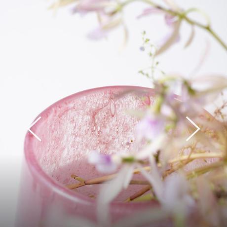 Henry Dean『Stromboli S』しずく型のブロッサム(桜色)