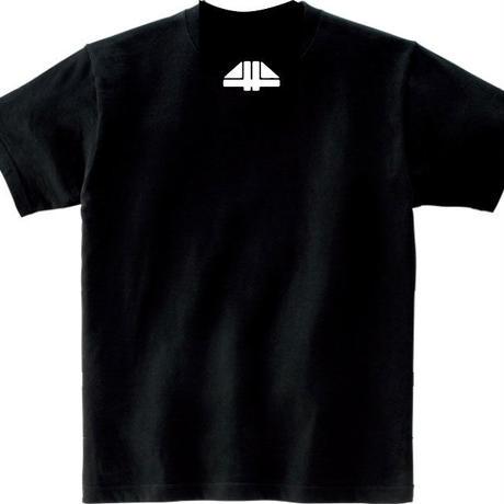 fourth floor Tシャツ黒 type1
