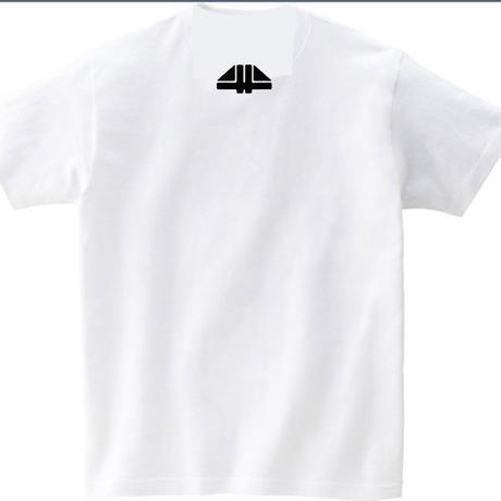 fourthflooraTシャツ 白 type2