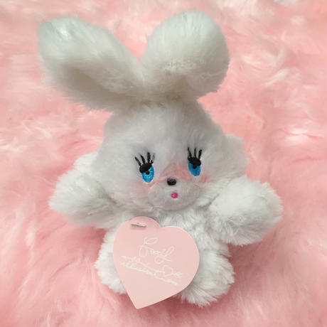 foxy Bunny Keyring