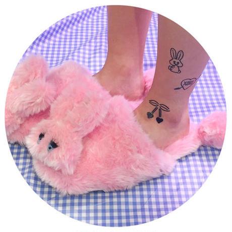 foxy Tattoo Sticker