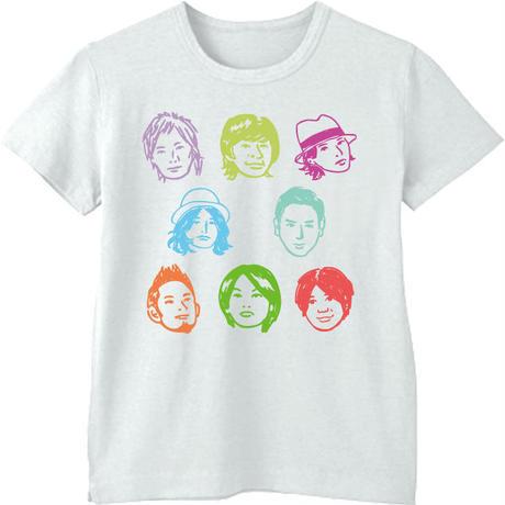 バンドマンは愛を叫ぶ Tシャツ【セカイイチとFoZZtone】