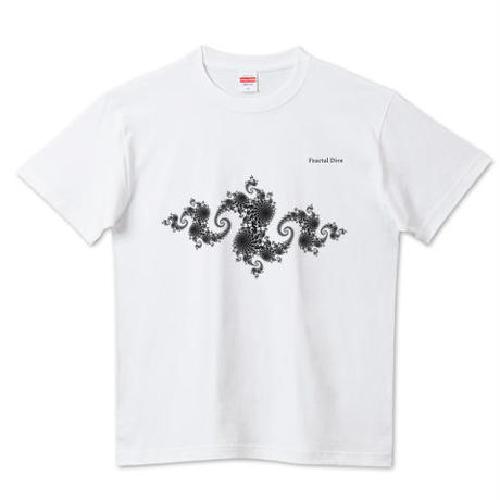 T-shirt Coiled Dragons