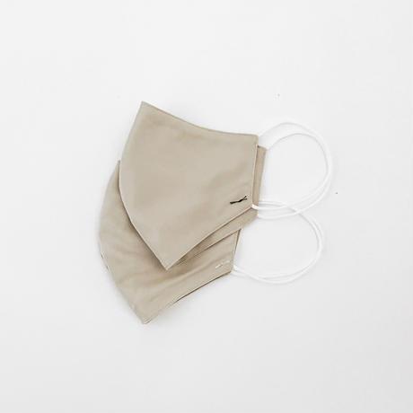 布帛マスク (1セット・2枚)